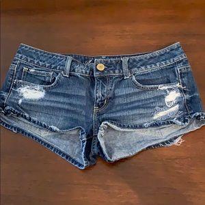 American Eagle Shorts Size 8